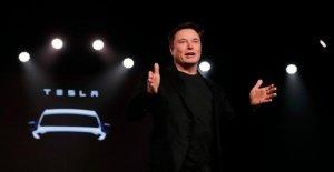 Tesla: Elon Musk prévoit Robotaxi Flotte de voitures Électriques à partir de 2020