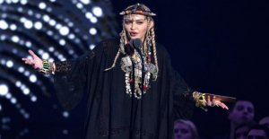 Un nouveau Single, Medellin: Madonna...