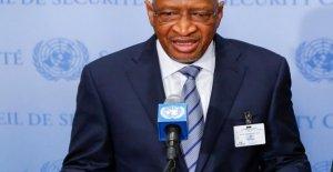 Westafrikanisches Krisenland - Mali se produit l'ensemble du Gouvernement