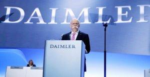 BMW envoie Daimler-Boss Zetsche à la Retraite