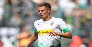 BVB confirme: Thorgan Hazard vient de Gladbach