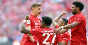 Bayern Munich: 10 Faits pour le Championnat