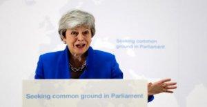 Brexit: Dernier désespérée May-Attaque pour votre Sortie Deal