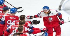 Championnat du monde de hockey: de La Nati Adversaires de la république Tchèque à la Loupe - Vue