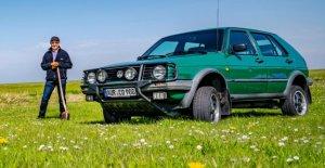 Classique: Golf 2 Country – L'échec de SUV, ce n'est pas un SUV s'appelait