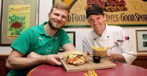 DHfK Leipzig: Weber est maintenant le Burger King
