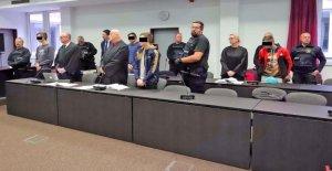 Dessau: Killer-Gang doit pour beaucoup d'Années en Prison
