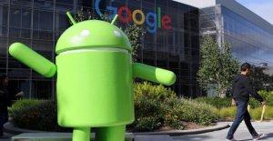 Deux Milliards d'Utilisateurs: Sur trois des quatre Smartphones fonctionnant sous Android