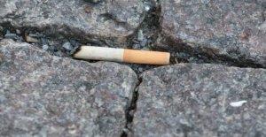 Directive de l'UE: les Cigarettes Fabricants doivent Inclinaison à l'Élimination de payer