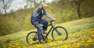 E-Bike Cow-boy dans le Test: Abordable, léger, cool Vélo