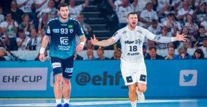 EHF Cup: THW Kiel est vainqueur allemand de la Finale et le rêve du Triple