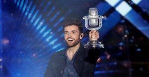 ESC-Finale en Direct: pays-bas ont remporté le Concours Eurovision de la Chanson