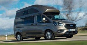 Ford Nugget Plus: 37 Centimètres de plus d'Indépendance