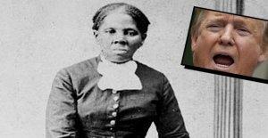 Harriet Tubman: le Président AMÉRICAIN Donald Trump empêche Billet d'un Dollar avec des Esclaves-Rechtlerin