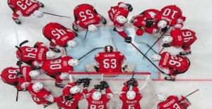 Hockey sur glace-championnats du monde: L'éventuel Quart de finale, un Adversaire de la Nati - Vue