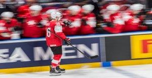 Hockey sur glace-coupe du monde de Talk Suisse Bilan après la phase de groupes de Vue