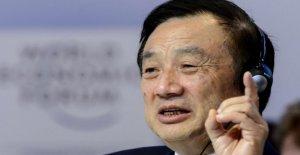 Huawei-Fondateur Ren Zhengfei (74): Les états-UNIS sous-estimer Huawei