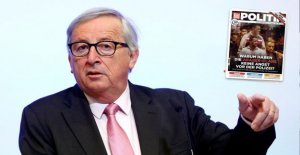 Interview with Jean-Claude Juncker: Faire ce que that with the Greeks?