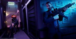 John Wick tire dans Fortnite! Nouvel Événement dans le Jeux Hit
