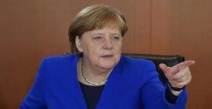 La chancelière angela Merkel en Europe Choix: la Campagne électorale est maintenant la Tâche de CAV