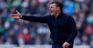 Le Borussia Mönchengladbach: Dieter Hecking regarde exactement, si cela convient