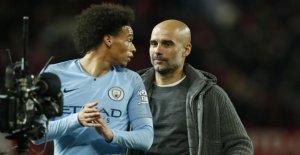 Leroy Sané: Passe de Manchester City Star du Bayern Munich?