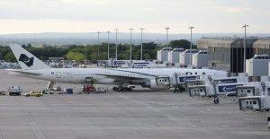 Les annulations de vol de Manchester à cause de l'Électricité-Panne - Vue