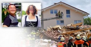 Maison-Explosion en Bavière: les Filles (7) retrouvée morte