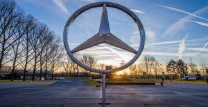 Mercedes-Diesel Schummel de Suspicion: Daimler menacent Zwangsrückrufe