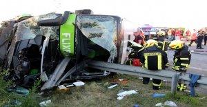 Morts et Blessés dans Flixbus Accident de Vue