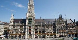 Munich: Les plus fous Termes de la Mairie