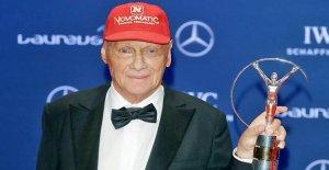 Niki Lauda: Grande Cérémonie de Vienne Dom prévu