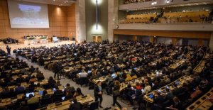 OMS, à Genève: l'Allemagne est vrai, pour la première fois contre l'Anti-Israël de la Résolution
