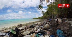 Plastique: Australien Île-Paradis étouffé dans une Poubelle