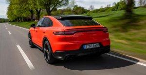 Porsche Cayenne Coupé: Premier Voyage dans le SUV-Coupé