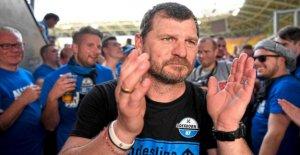SC Paderborn: Steffen Baumgart, il veut que Friedhelm Sparkle faire