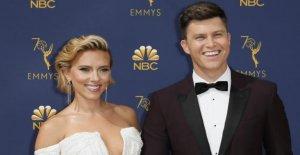 Scarlett Johansson fiancée: Toutes les bonnes Choses vont par trois