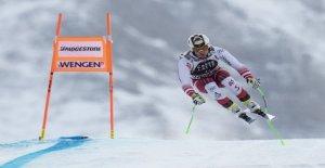 Ski Alpin: Osi-Star Reichelt sous le Dopage de Suspicion de Vue