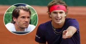 Tennis: Tommy Haas critique Alex Zverev: Il se détruit lui-même
