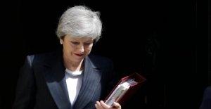 Theresa May, dans le Brexit-Chaos: Si la grande-Bretagne le premier Ministre de retour aujourd'hui?