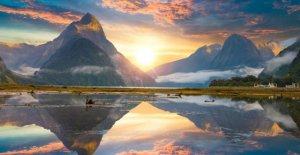 Tourisme: la nouvelle-Zélande en coûte, à l'avenir, Entrée