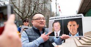 US-Interdiction Huawei: la Chine Tient deux Canadiens, comme moyen de Pression en Prison?