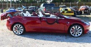 Unfallermittler: Tesla pilote automatique était Todescrash allumé