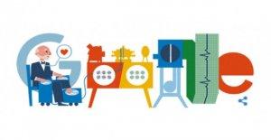 Willem Einthoven: Google Doodle à...
