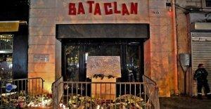 Après l'attentat Terroriste à Paris, Bataclan: l'Arrestation de Dresde