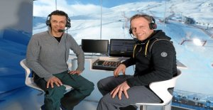 Bang chez SRF: Michael Bont pas plus de Ski, le Commentateur de Vue