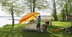 Camping pour les Débutants:...