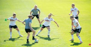 Coupe du monde féminine 2019: l'Afrique du sud, Allemagne