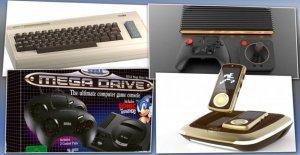 D'Atari à C64: La prochaine Rétro-Spielewelle...