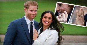 Duchesse Meghan: Elle a sa Bague de fiançailles pour le changer